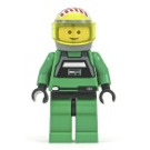 LEGO Rebel Pilot A-Wing with Yellow Visor Minifigure