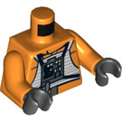 LEGO Rebel pilot torso (76382)