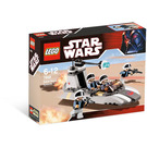 LEGO Rebel Scout Speeder Set 7668 Packaging