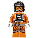 LEGO Rebel Snowspeeder Pilot Zev Senesca Minifigure