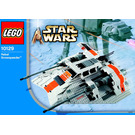 LEGO Rebel Snowspeeder Set 10129 Instructions