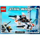LEGO Rebel Snowspeeder Set 4500 Instructions
