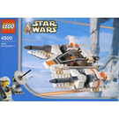LEGO Rebel Snowspeeder Set Blue box 4500-1