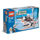 LEGO Rebel Snowspeeder Set Blue box 4500-1 Packaging