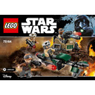 LEGO Rebel Trooper Battle Pack Set 75164 Instructions
