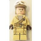 LEGO Rebel Trooper - Goggle, Dark Tan Helmet Minifigure