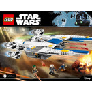 LEGO Rebel U-wing Fighter Set 75155 Instructions