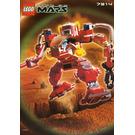LEGO Recon Mech RP Set 7314