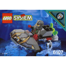 LEGO Recon Ray Set 6107