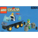 LEGO Recycle Truck Set 6564