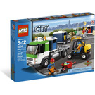 LEGO Recycling Truck Set 4206-2 Packaging