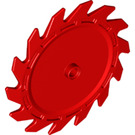 LEGO Red 14 Tooth Saw Blade (61403)