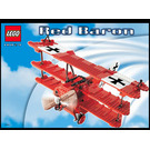 LEGO Red Baron Set 10024 Instructions