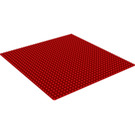 LEGO Red Baseplate 32 x 32 (3811)