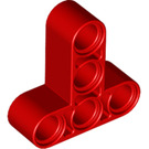 LEGO Red Beam 3 x 3 T-Shaped (60484)
