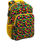 LEGO Red Blue Brick Print Eco Heritage Backpack (5005356)