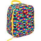 LEGO Red Blue Brick Print Lunch Bag (5005355)