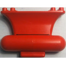 LEGO Red Boat Weighted Keel 2 x 8 x 4 Set 1118