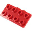 LEGO Red Bracket 1 x 2 - 2 x 4 (21731 / 93274)