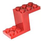 LEGO Bracket 2 x 5 x 2.33 without Inside Stud Holder (6087)