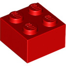 LEGO Red Brick 2 x 2 (3003)