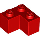 LEGO Red Brick 2 x 2 Corner (2357)