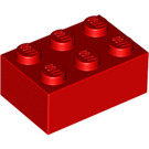 LEGO Red Brick 2 x 3 (3002)