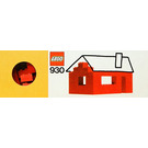 LEGO Red Bricks Set 930