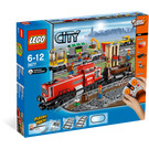 LEGO Red Cargo Train Set 3677 Packaging