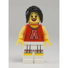 LEGO Red Cheerleader Minifigure