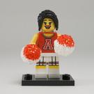 LEGO Red Cheerleader Set 8833-13