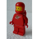LEGO Red Classic Space astronaut Minifigure