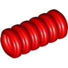 LEGO Red Corrugated Hose 1.6 cm (22688)