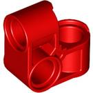 LEGO Cross Block Bent 90 Degrees with Three Pinholes (44809)