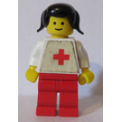 LEGO Red Cross Doctor Town Minifigure