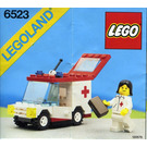 LEGO Red Cross Set 6523