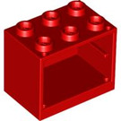LEGO Cupboard 2 x 3 x 2 with Recessed Studs (92410)
