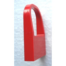 LEGO Red Curved Fabuland Window