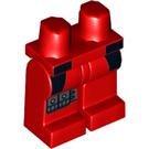 LEGO Red Deadpool Legs (10578)