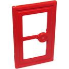 LEGO Red Door 1 x 3 x 4