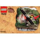 LEGO Red Eagle Set 7422