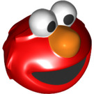 LEGO Red Elmo head (70602)
