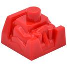 LEGO Red Figurebrick 2 x 2 with Neck (41850)