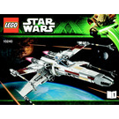 LEGO Red Five X-wing Starfighter Set 10240 Instructions