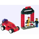 LEGO Red Flash Station Set 4621