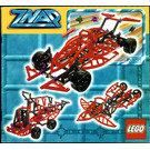 LEGO Red Formula 1 with Storage Set 3581