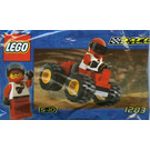 LEGO Red Four Wheel Driver Set 1283