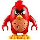 LEGO Red from King Pig's Castle Minifigure