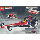 LEGO Red Fury Set 5533 Instructions