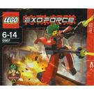 LEGO Red Good Guy Set 5967